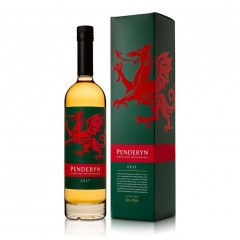 PENDERYN CELT SINGLE MALT WHISKY - WALES
