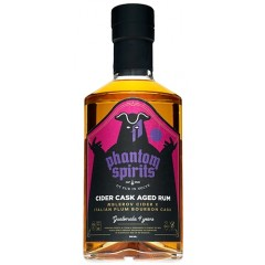 Phantom Spirits/Mikkeller - Guyana 4 års - Bourbon & Cider cask x italian plums