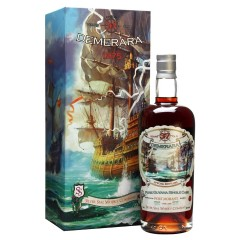 SILVER SEAL - 37 YEARS OLD PORT MORANT 1975 - SHERRY CASK