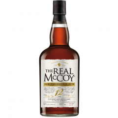 THE REAL MCCOY RUM 2016 LIMITED EDITION AGED 12 YEARS