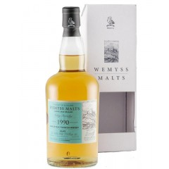 "Wemyss Malts - Single cask release - ""Islay Porridge"" 1990"