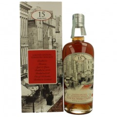 SILVER SEAL - TENNESSEE WHISKEY 2003 - AGED 15 YEARS