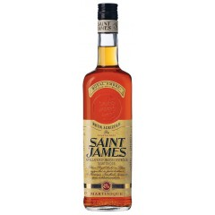Saint James Royal Amber - Rhum Agricole