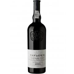 Taylor - Vintage port 2003