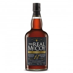 THE REAL MCCOY 12 YEAR OLD - Barbados
